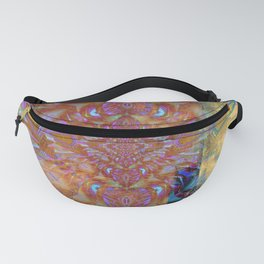 Bohemian Abstract Fanny Pack