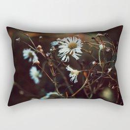 Daisies n Sunset Rectangular Pillow
