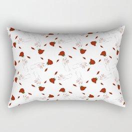 Hold on Rectangular Pillow