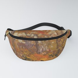 Tom Thomson - Autmn, Algonquin Park  - Canada, Canadian Oil Painting - Group of Seven Fanny Pack