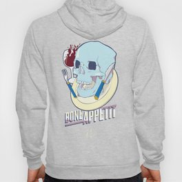 Skullture: Bone Appetit Hoody
