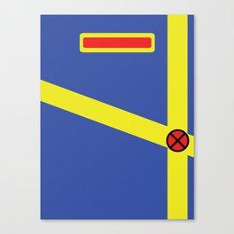 Cyclops - Minimalist - XMen Canvas Print