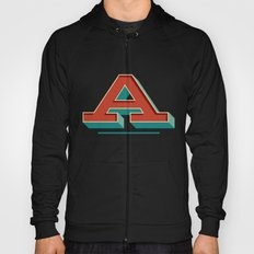 A is for... Anything Hoody