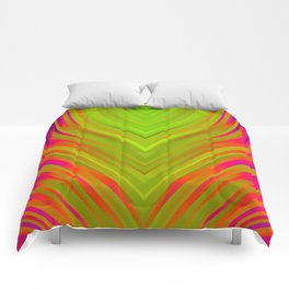 stripes wave pattern 3 w81 Comforters