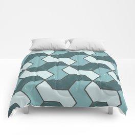 Distressed to Impress Comforters