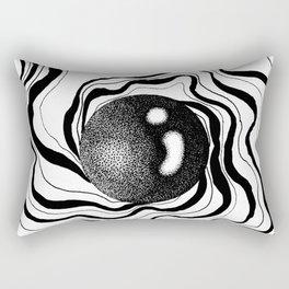 Gravity Well Rectangular Pillow