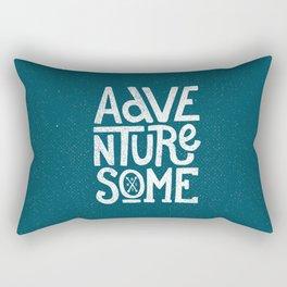 Adventuresome Rectangular Pillow