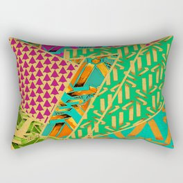 Tile 7 Rectangular Pillow