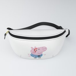 Bowie Pig Fanny Pack