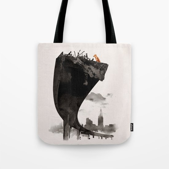The Last of Us Tote Bag
