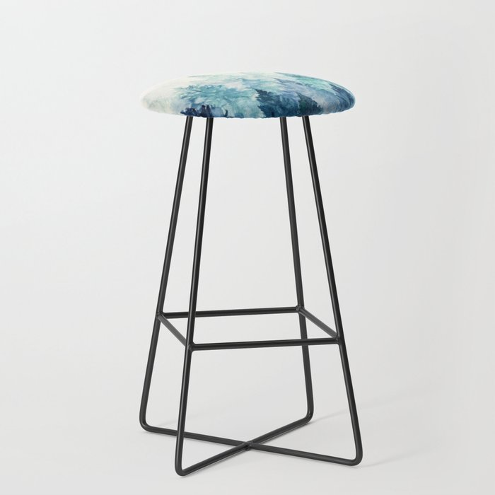 Fade Away Bar Stool