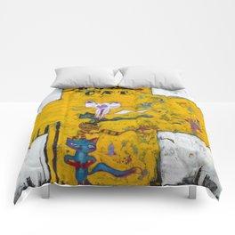 Lost Cat Comforters