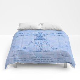 Proportions of Cyberman Comforters