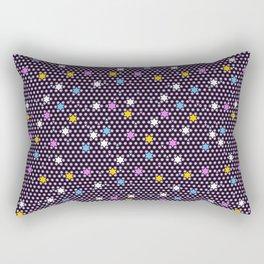 Magic Night Hexagonal Starry Sky Night Rectangular Pillow