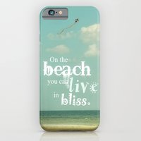 on the beach iPhone 6s Slim Case