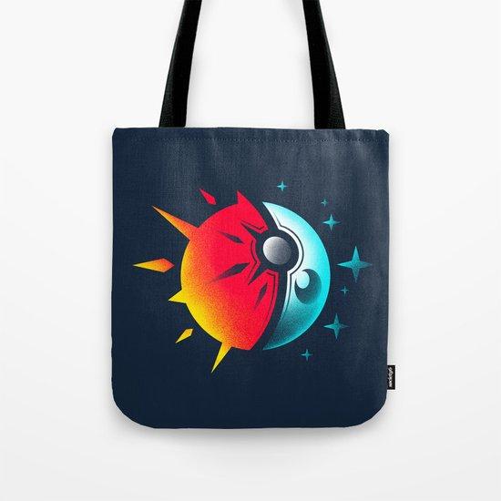 Solis et Lunae Tote Bag