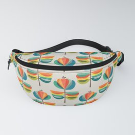 Whimsical Bloom Fanny Pack