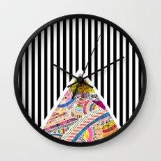 T.A.S.E.G. ii Wall Clock