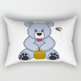 Hunny Bear Rectangular Pillow