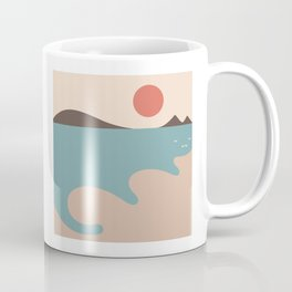 Cat Landscape 79 Coffee Mug
