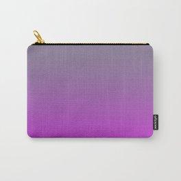 GET LOST - Minimal Plain Soft Mood Color Blend Prints Carry-All Pouch