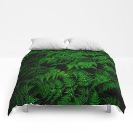 Green Nature Comforters