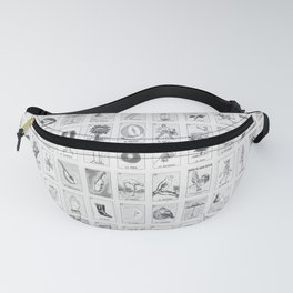 Loteria Cards Fanny Pack
