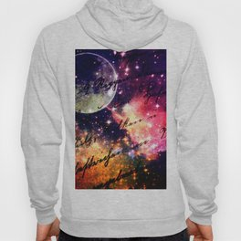 Letter from outer space Hoody