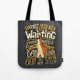 Smashing Every Expectation Tote Bag