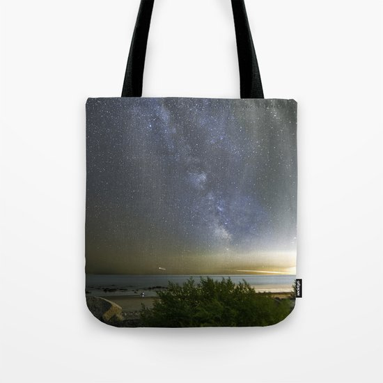 Milkyway at Pebble Beach Tote Bag