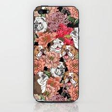 Because English Bulldog iPhone & iPod Skin