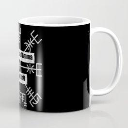 Daughters of Amma till the Hall  Coffee Mug