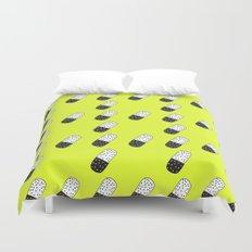 Take a neon pill Duvet Cover