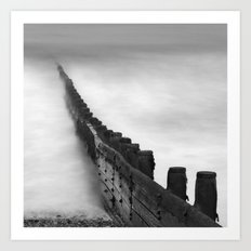 Cromer, Norfolk Art Print