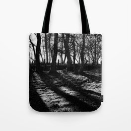 If You Go Down to the Woods Today... Tote Bag