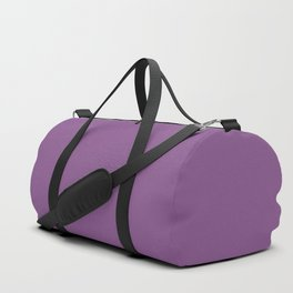 Inspired by Valspar America Cosmic Berry Bright Purple 4001-10C Solid Color Duffle Bag