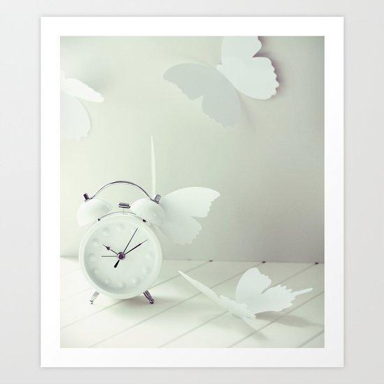 take time to dream! Art Print