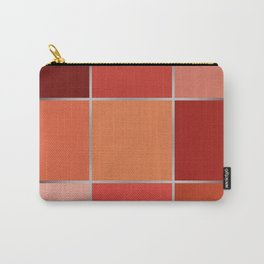 Squares , patchwork 6 Carry-All Pouch
