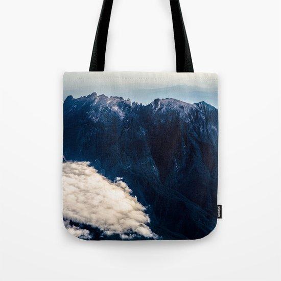Misty Mountain Majesty Tote Bag