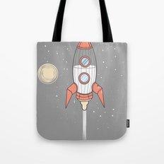 Bottle Rocket Tote Bag