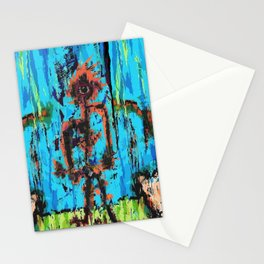 Metaphors and Milk. The healthy breakfast choice. Stationery Cards