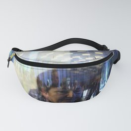 Push To Exit Fanny Pack