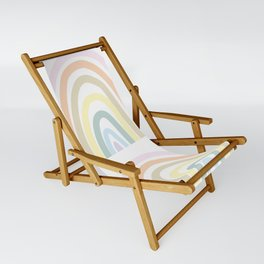 my own pastel rainbow Sling Chair