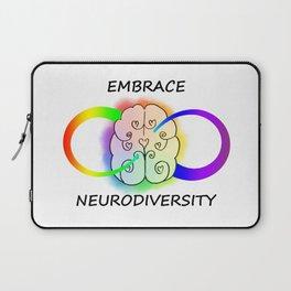 Embrace Neurodiversity Laptop Sleeve