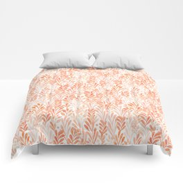 summer grass. seamless pattern Comforters