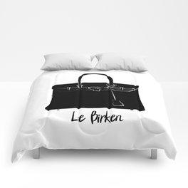 The Birkin Bag Comforters