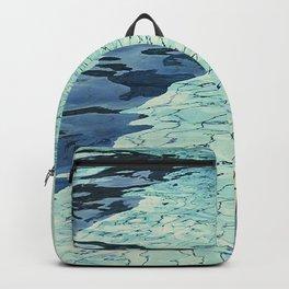 Summertime swimming Backpack