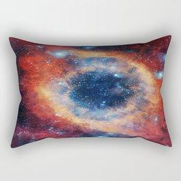 Interstellar Dust - Eye's God Constellation Rectangular Pillow