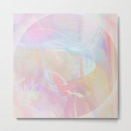 Rainbow haze Metal Print