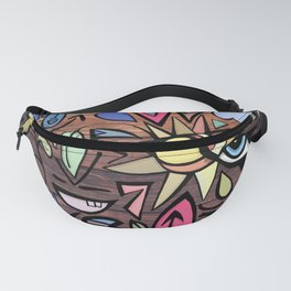 Cali Day Fanny Pack